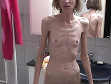Anorexic Girls - Bony Erotica (Skinny Fans)