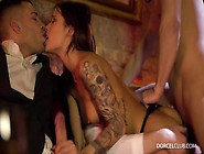 Elegant Double Penetration With Nikita Bellucci In The Private A