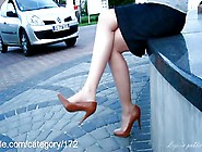 Dangling Shoes At Clips4Sale. Com