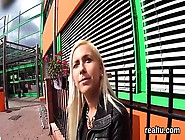 Perfect Czech Teenie Was Teased In The Supermarket And Screwed I