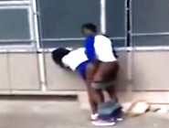 Flagra De Sexo Novinha Dando A Buceta Atras Da Escola