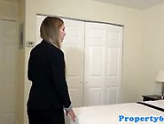 Realtor Babe Dicksucking Listings Buyer Video