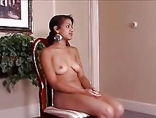 Spanking A Cute Brown Girl