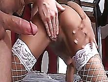 @james Deem Rides Misty's Pussy Till He Rocket Mans