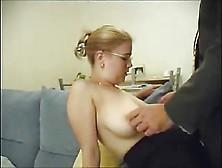 Blonde Mit Dicken Titten Gefickt