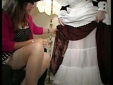 Girdle Glory The Victorian Maid