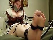 Fatgirl In Bondage
