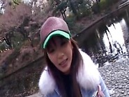 41Tickets - Japanese Girl Gets Her Tits Jizzed On And Her Pussy