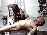 Teen Ebony Slut Gets A Bbc