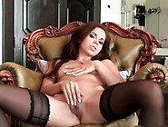 Smut Brunette Beauty Bringing Herself