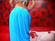 Hot Cam Girl,  Nice 10 Min Webcam Show