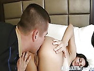 Brand New Teen Mia Pearl Gets Ass Gaped And Licked!