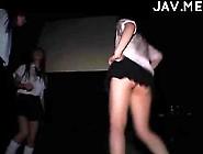 Jap Teen Upskirt Show