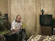 Grandfather And Vnuchk