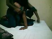 Cheating Delhi Wife In Saree Extramarital Affair With Neighbor