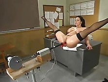 Big-Titted And Booty Dark Haired Siren Angelica Sin Likes It Lar