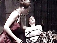 Ann Ampar And Robin Joy Have Bondage Lesbian Bsdm Fun