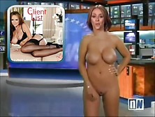 Jennifer Love Hewitt Naked In Talk Show