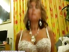 French Hairy Mature Femdom And Young Slave Oral - More At Livefe