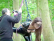 Kinky Skinny Blonde Teen Punished Pain Submissive Fuck