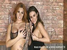 Maddie & Lori Pt 4