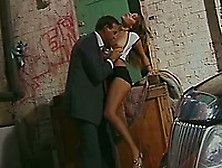 Businessman Wants To Eat Dirty And Beautiful Street Whore On The