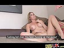 Fakeagent Surprise Wife