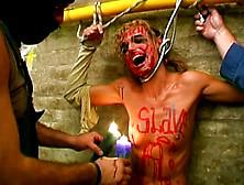 Atrocious Slave Punishment