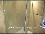 Jan Burton Plumber Flash