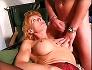 French Aged Babe Fucked In Her Pussy By A Young Guy