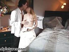 Lexi Belle Enjoys A Hot Honeymoon Fucking