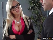Hot Dude Is Seduced By Sexy Boss Nina Elle