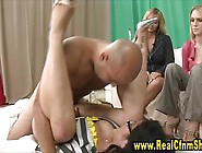 Amateur Femdom Fucked By Cfnm Victim