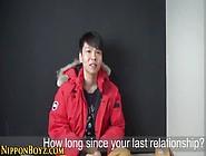Uncut Asian Twink Cums Video