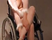 Sexy Wheelchair Nude