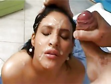 Brutal Anal Thumping In Argentina
