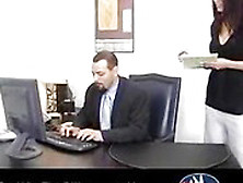 Kimberly Kole Fucks In The Office
