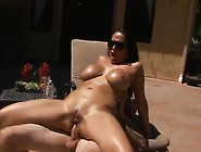 Carmella Bing Has Anus Having Sex Out Of Doors And Has A Cumload