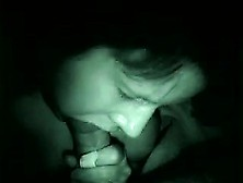 Mmidnight Blowjob In A Darkroom