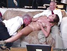 Amateur Orgy Argentina First Time Ivy Impresses With Her Huge Ti