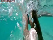 Gopro Hd Underwater Sex On Public Beach Part 1-Watch Part 2 On T