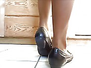 Sexy Ebony Feet...