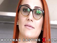 Woodman Casting With Luna Melba