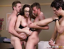 Chanel Preston Fucked In Every Hole