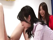 Subtitled Cfnf Crazy Japanese Lesbian Roulette Game