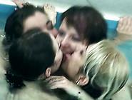I Taped Cute Czech Sapphic Chicks At Czech Lesbian Party