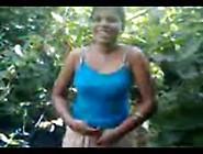 Desi Village Girl Fucked In Jungle Twice