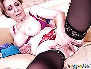 Big Natural Granny Tits In A Wicked Sexy Bra
