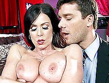 Salacious Brunette Kendra Lust Gets Hammered Hard By Ramon
