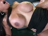 Woman With Monster Tits Gets Fucked Hard